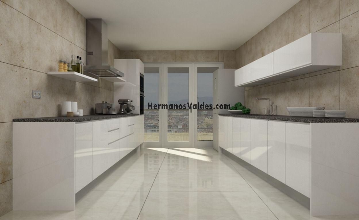 Muebles de cocina cocinas en kit hermanos valdes for Mobiliario de cocina precios